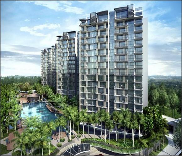 Condominium and apt renovation hock tat building for Condo renovation package