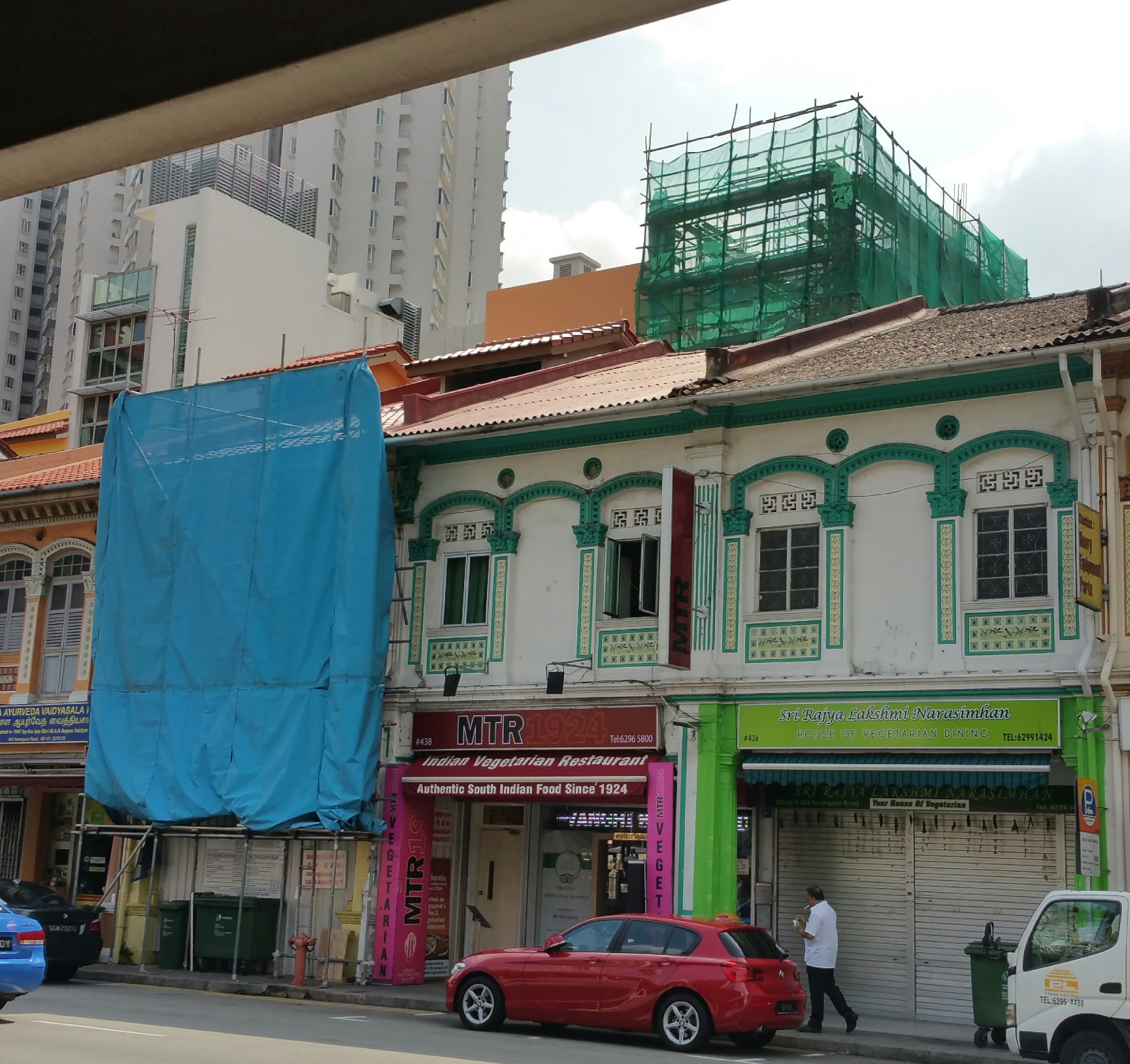 Commercial Design And Renovation Services: Hock Tat Building Contractor